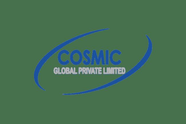 Cosmic Global Logo