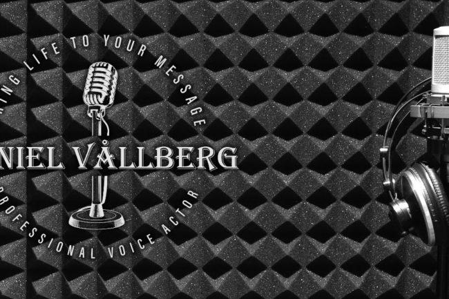 Swedish Voice Over